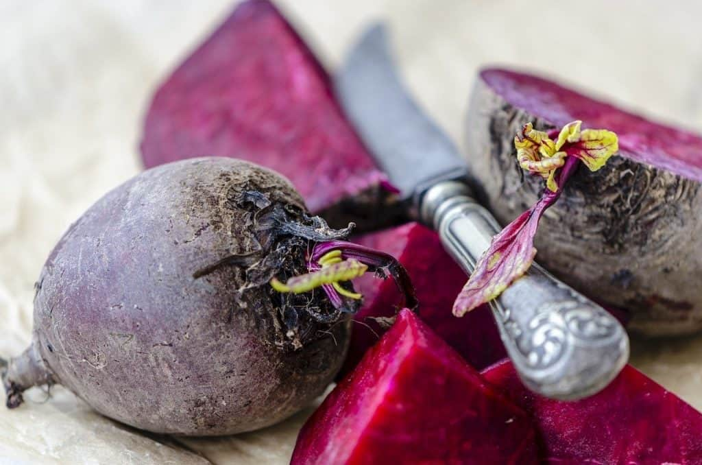 Beet Root for Supplements And Antioxidant Foods For Anti-Aging
