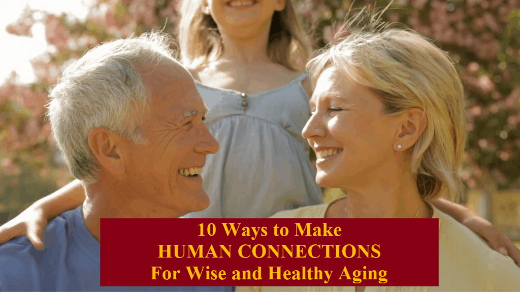 wise and healthy aging