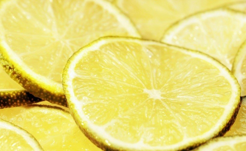 citrus for cleansing