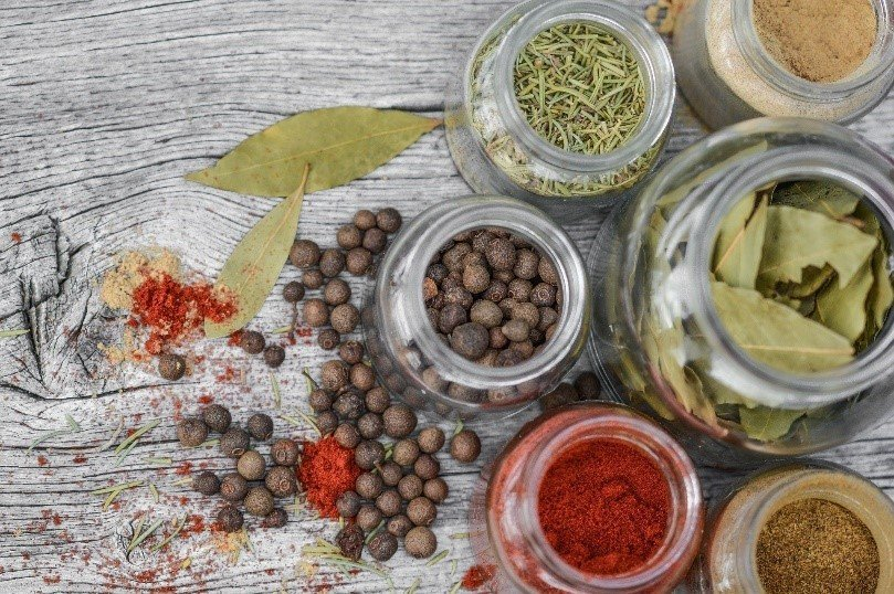 spices for cleansing